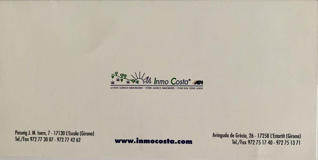 2010 Inmocosta API felicitacio nadal 2010