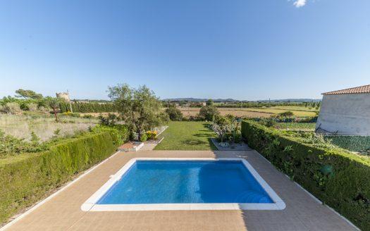Preciosa casa independiente con piscina privada y fabulosas vistas