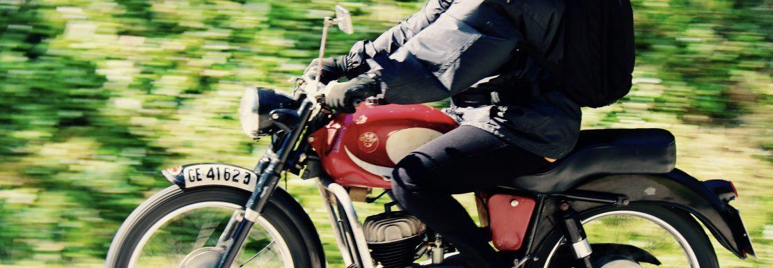 Trobada de motos clàssiques a LEstartit