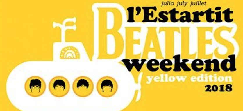 From the 11th to the 15th of July. A whole weekend dedicated to the Beatles. There are lots of activities planned including concerts, exhibitions, outside cinema, boat trips and much more. We invite you to come and enjoy this fantastic weekend. Here we will leave you with the activity program so you can fully enjoy the events!