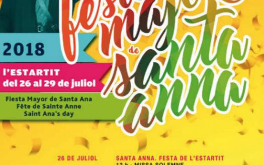 Festa Major Estartit 2018