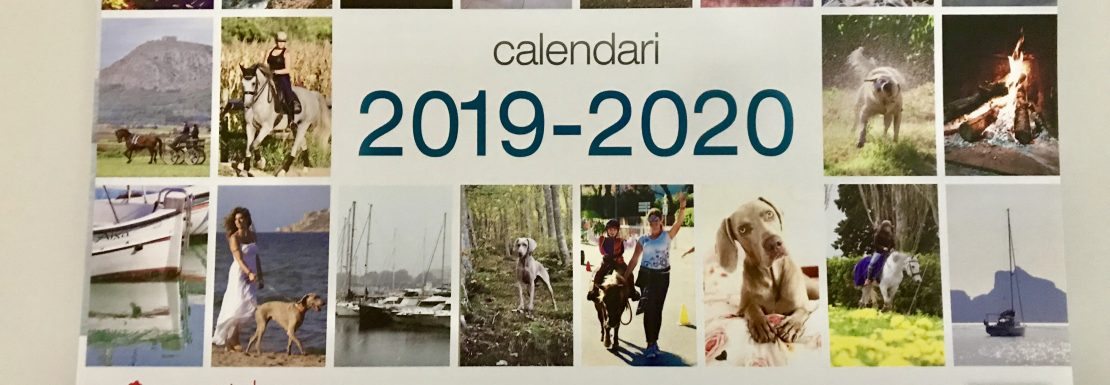 Nou calendari Inmocosta API 2019-2020