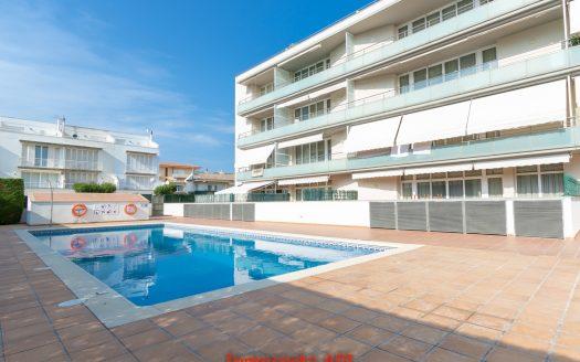 Comunitat Miami2 Inmocosta API Estartit Apartament amb piscina i jardins