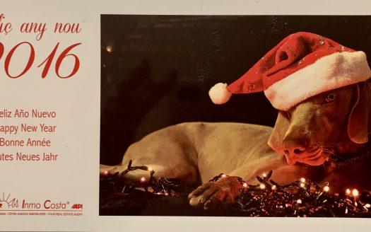 Nadal Inmocosta API felicitacio nadal Merry Christmas Inmocosta Api 2015