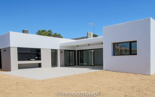 Sant Antoni de Calonge.- Design house located a very short distance from the beach 2038 Sant Antoni Inmocosta api