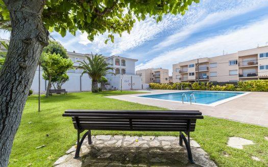 Apartament amb preciosa zona comunitària a pocs metres de la platja, Els Griells, l'Estartit.