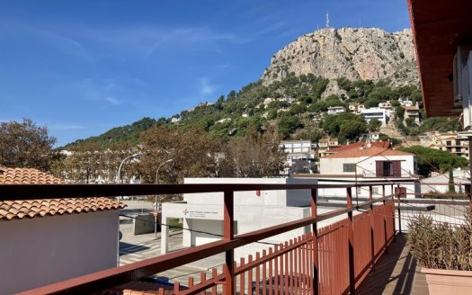 Apartment located in the town center, 400 meters from the beach, l'Estartit.