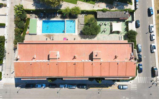 Apartment near the beach in the Els Salats area, L'Estartit.